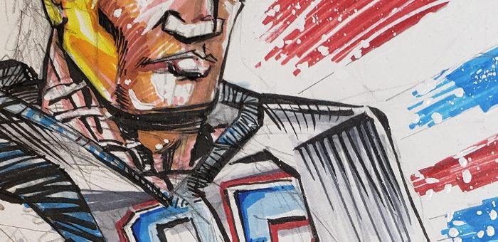 GRONK – TRIBUTE PIECE