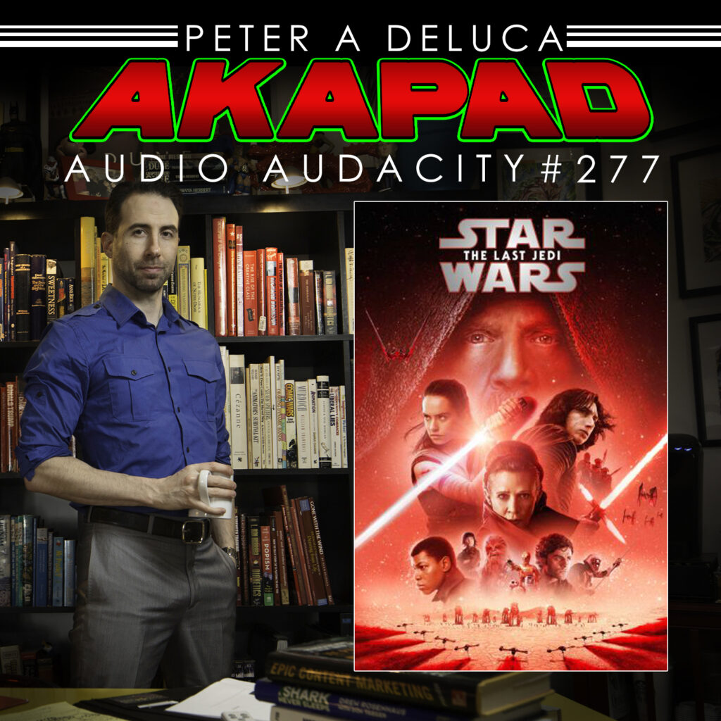 The Last Jedi Podcast review